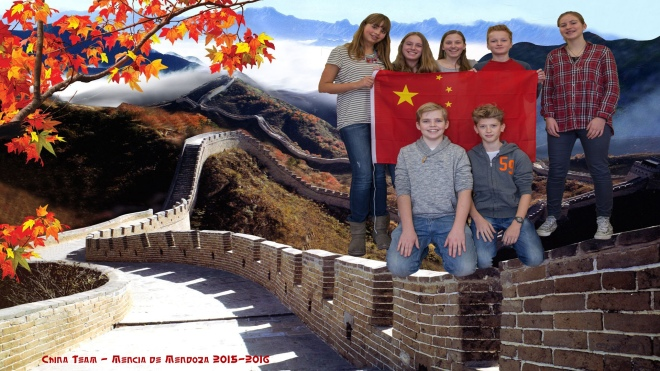 china-team-groepsfoto